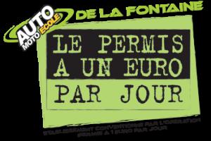 Logo permis un euro